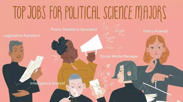 political science jobs