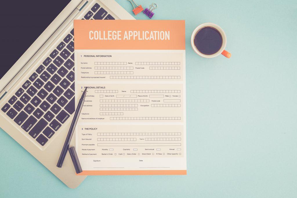 Nhận xét về quá trình tuyển sinh đại học mỹ năm 2020-2021